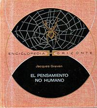 El pensamiento no humano - Coleccion Otros mundos