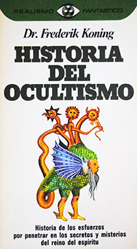 Historia del ocultismo - Coleccion Otros mundos