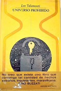 Universo prohibido - Coleccion Otros mundos