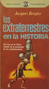 Portada Los extraterrestres en la historia de la colección realismo fantástico
