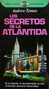 Portada Realismo fantastico de los secretos de la atlantida